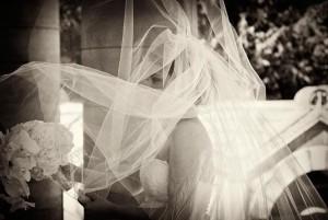 chapel expiatoire Paris bridal veil