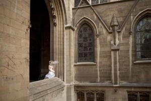American church wedding photography photographer in Paris