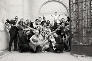 English speaking Paris wedding photographer