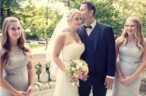 elopement ceremony Parc monceau Paris
