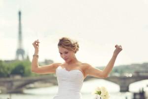 Photographer in Paris wedding english speaking
