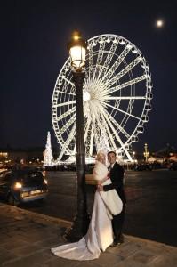 Paris photo tour night