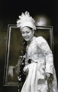 High couture paris wedding