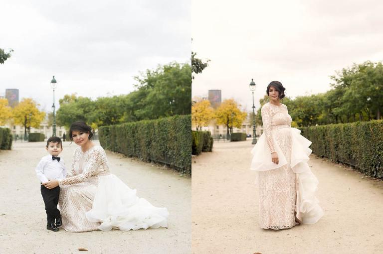 Paris family portrait photographer