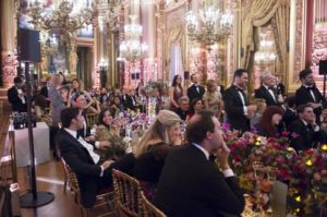 opera garnier Paris wedding