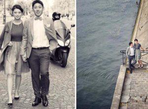 Paris pre wedding photographer