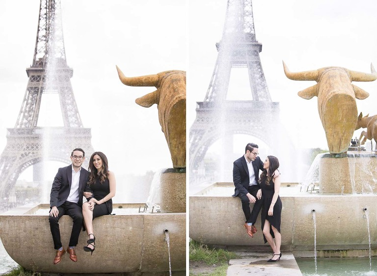 eiffel tower secret proposal